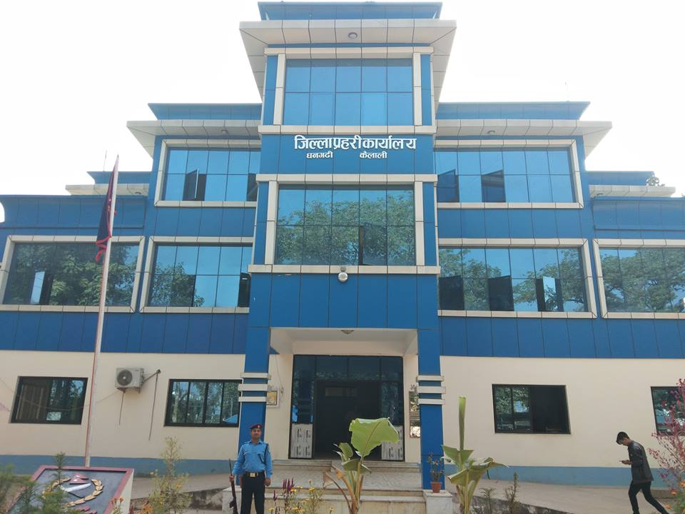 murdered-bijay-supporter-at-kailali-district-police-office