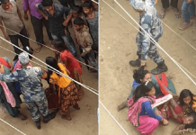 woman-beaten-by-armed-police-in-birgunj