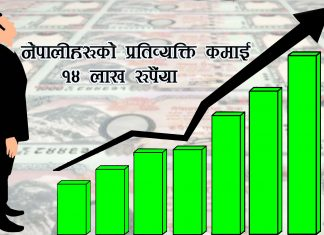 fourteen-lakh-nepalese-per-capital-income