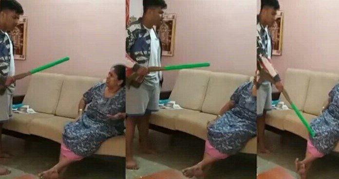 son-beating-his-mother-due-to-she-scold-him
